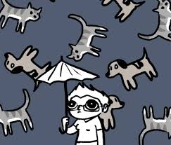 animated raining cats and dogs. Perfect Dogs Ad Ff Ce Da Raining Cats And Dogs Animated Clipart Andrainingad To Animated Raining Cats And Dogs I