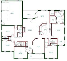 25 Fresh Single Level Ranch House Plans  Building Plans Online Single Level House Plans