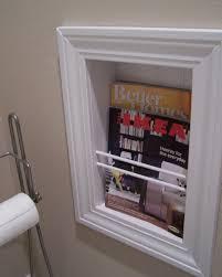 Bathroom Book Rack Magazine Holder Bathroom