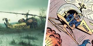 Huge Thanos Comics Reference Is Hidden ...