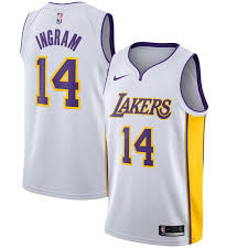 Official Lakers Los Angeles Jersey