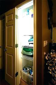 closet door light switch jamb switches led how to install a clos