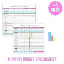Personal Budget Template Google Sheets Monthly Household Budget Template Beautiful Bud Inspirational Simple