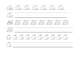 Handwriting Practice Sheets - free handwriting worksheets - 3 styles
