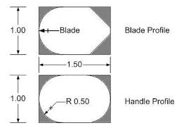 Bokken Size Chart How To Make A Japanese Bokken 11 Steps With Pictures