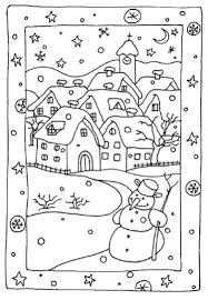 Our world is so exciting that every its particle may cause our curiosity and desire to explore it. Winter Coloring Pages For Church Coloring Pages Winter Christmas Coloring Pages Coloring Pages For Kids