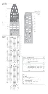 B744 Seating Chart 21 Meticulous Cathay Pacific Seating Chart 744