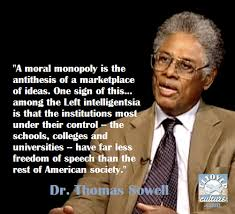 dr thomas sowell i have personally experienced this in the  dr thomas sowell i have personally experienced this in the highest levels of academia