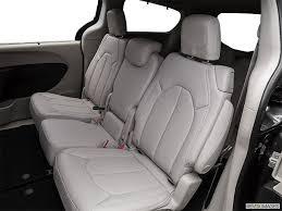 2018 chrysler pacifica rear seats