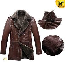 fur trench coat mens fur lined trench coat men mens fur lined leather trench coat