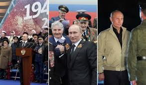 Владимир Путин президент Российской Федерации Новости Владимир Путин на параде Победы