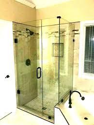 cost of frameless shower doors shower enclosures shower doors tn frameless glass shower doors cost frameless