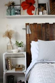 Glamorous Diy Canvas Headboard Photo Decoration Ideas