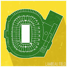 Detailed Seating Chart For Lambeau Field