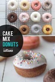 how to make cake mix donuts this easy mini donut recipe is baked not