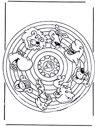 Mandala Animali 2 Mandala Animali