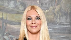 Eleonora Daniele incinta, prima foto col pancione