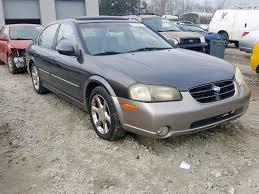 2001 Nissan Maxima Lights Jn1ca31d41t601637 2001 Nissan Maxima Gxe In Ga