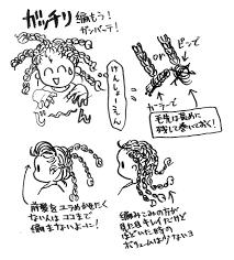 フラダンサーと髪型の話 舞蛙堂本舗リターンズスタジオmダンス