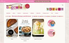22 Gorgeous Cake Bakery Websites To Inspire Your Baking