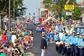 parade 50th annual homestead festival