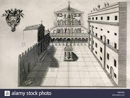 Architecture De La Basilique St Pierre Dans La Cité Du Vatican 1810