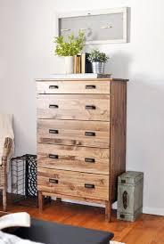 Wooden Ikea Tarva Dresser Ideas