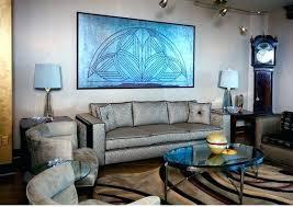 Decorated Small Living Rooms Custom Art Deco Decor Condo In Is The Room R Bathroom Decorating Ideas