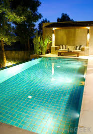 selecting a site that will work with the shape of an inground pool is crucial best type a26