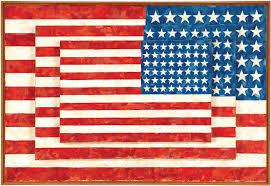jasper johns flag paintings a flag is a flag is a flag jason farago