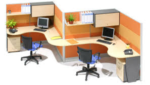 orange office furniture. Office Furniture Singapore Partition 28mm Cubicle 53 Movable Orange E
