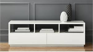 white media console furniture. White Media Console Furniture