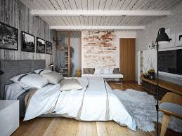 Home Designs: Artsy Bedroom Design - Loft Design