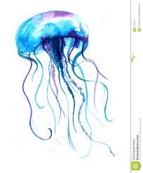 медуза тату акварель кинозавр