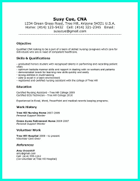 Cna Responsibilities Resumes Seloyogawithjoco Classy Cna Responsibilities For Resume