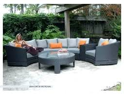 half circle couch outdoor google