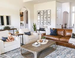 Leather Couches Living Room Large Size Of Sofaorange Leather Sofa