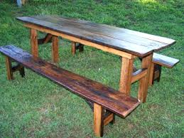 kitchen picnic table indoor picnic style furniture country style dining room picnic tables table for kitchen