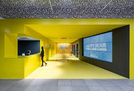 latest office design. First Impressions: Thinking Through Reception Area Branding - Office Snapshots Latest Design D
