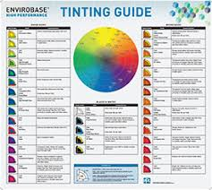 Nexa Auto Color Chart Ppg Coatings Baps Auto Paints Supply