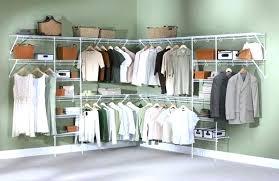 Rubbermaid Wire Closet Shelving Closet System Closet Organizer