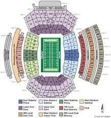 Nebraska Football Field Seating Chart 17 Disclosed Lafayette College Stadium Seating Chart