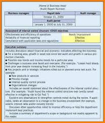 Audit Report Sample Filename – My College Scout