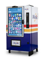 Medical Vending Machine Interesting Medical Vending Machines Popping Up In Jacksonville WJCT NEWS