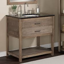 Contemporary bathroom vanities 36 inch Espresso Elements 36inch Granite Top Single Sink Bathroom Vanity Contemporary Bathroom Vanities And Sink Consoles By Overstockcom Houzz Elements 36inch Granite Top Single Sink Bathroom Vanity
