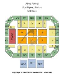 Alico Arena Tickets And Alico Arena Seating Chart Buy