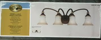 Driftwood Vanity Light Upc 718212153642 Hampton Bay Bathroom Lighting Reims 4