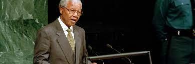 جائزة مانديلا لعام 2020 - اليوم الدولي لنيلسون مانديلا