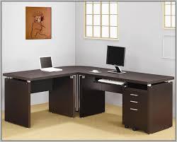 L shaped desks for home office Workstation Shaped Desks For Home Office Ideas Blue Zoo Writers Shaped Desks For Home Office Ideas Home Design Choosing