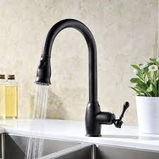 Bronze Kitchen Sink Faucets Oil Rubbed Bronze Kitchen Faucet For Impressive Kitchen Kitchen